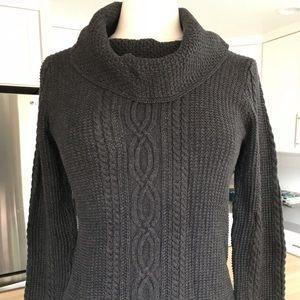 Jeanne Pierre Cowl Neck Sweater